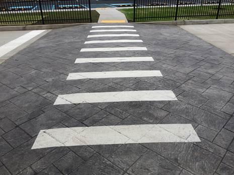 Line Striping & Pavement Markings